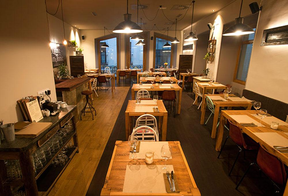 Soul Kitchen una cocina creativa en el centro de Ávila. Otro proyecto más de MisterWils, más de 4000m² de exposición y venta. Visita tienda online.