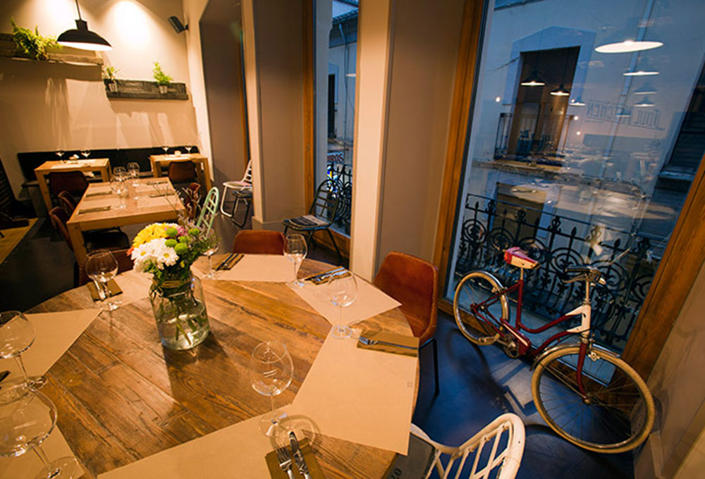 Soul Kitchen una cocina creativa en el centro de Ávila