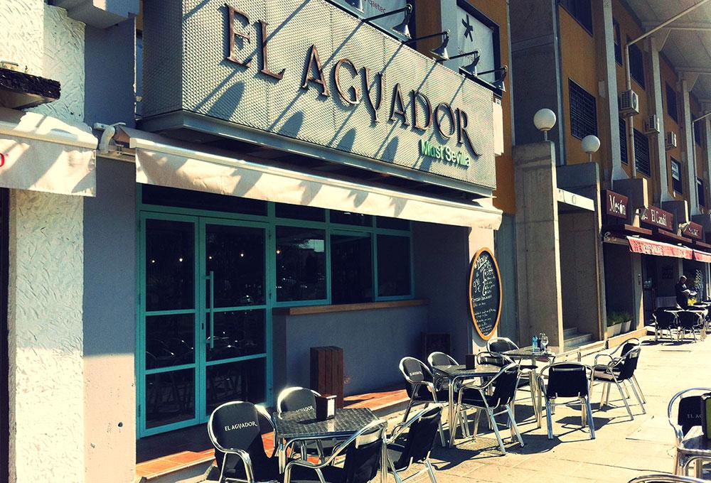 Aguador abre dos nuevos restaurantes con estética Vintage