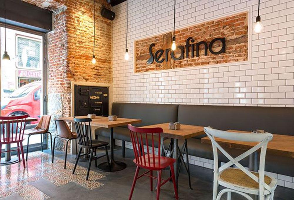 El Restaurante Serafina en Madrid cuenta con MisterWils