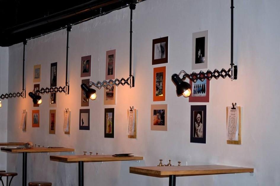 lámparas vintage flexos