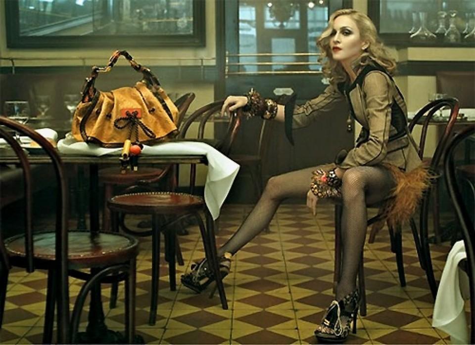 Silla Thornet Madonna