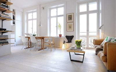 5 Claves para decorar con muebles de estilo nórdico.