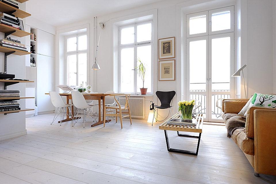 muebles de estilo nórdico decorar tu casa
