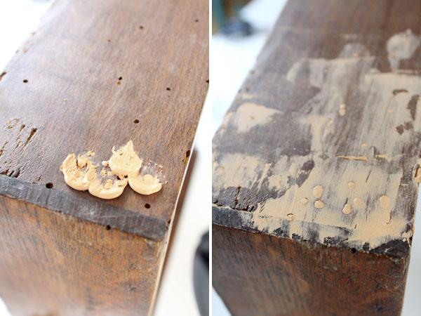 recuperar mobiliario vintage