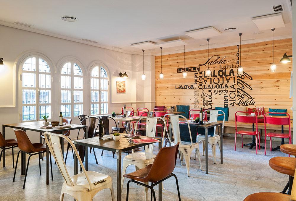 Lalola Taberna Gourmet nuevo restaurante de Javier Abascal en Los Remedios