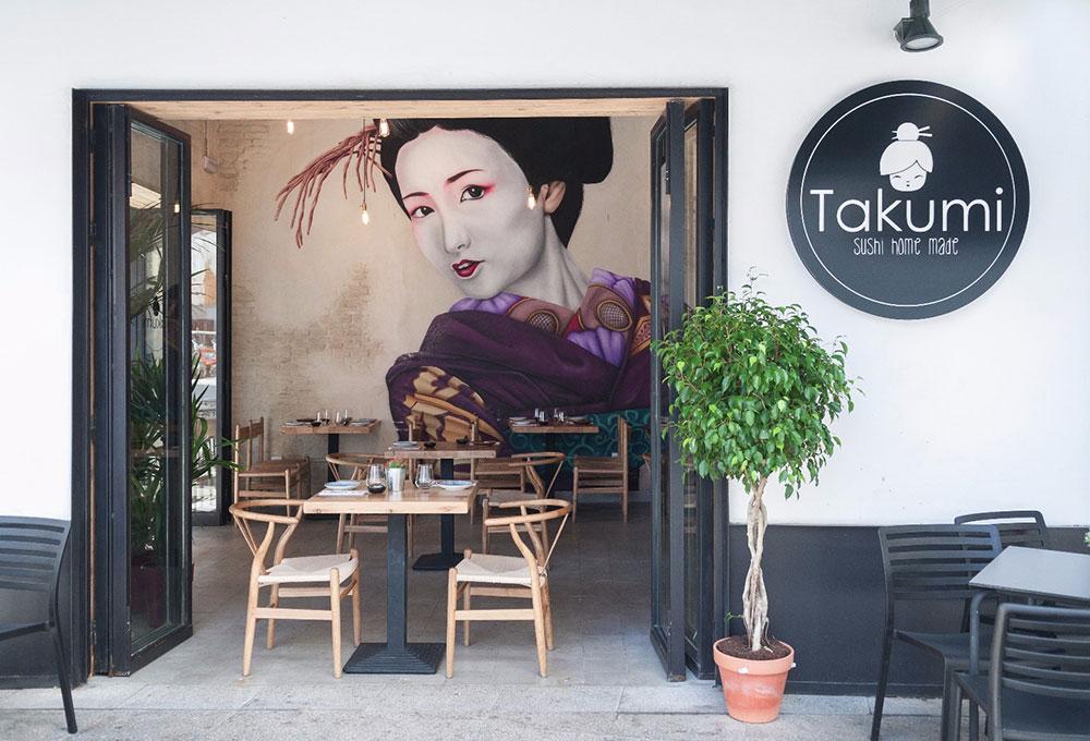 Takumi Sevilla nuevo proyecto de interiorismo de MisterWils