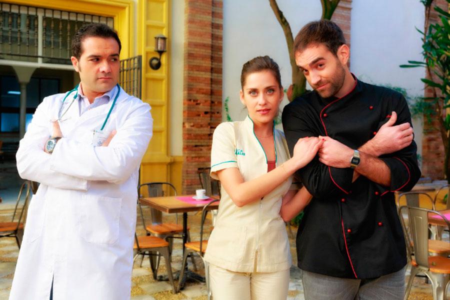 """Vuelve """"Allí Abajo"""" a Antena 3 MisterWils. Los vascos y sevillanos favoritos de la televisión regresan los viernes en Antena 3, para continuar con sus"""