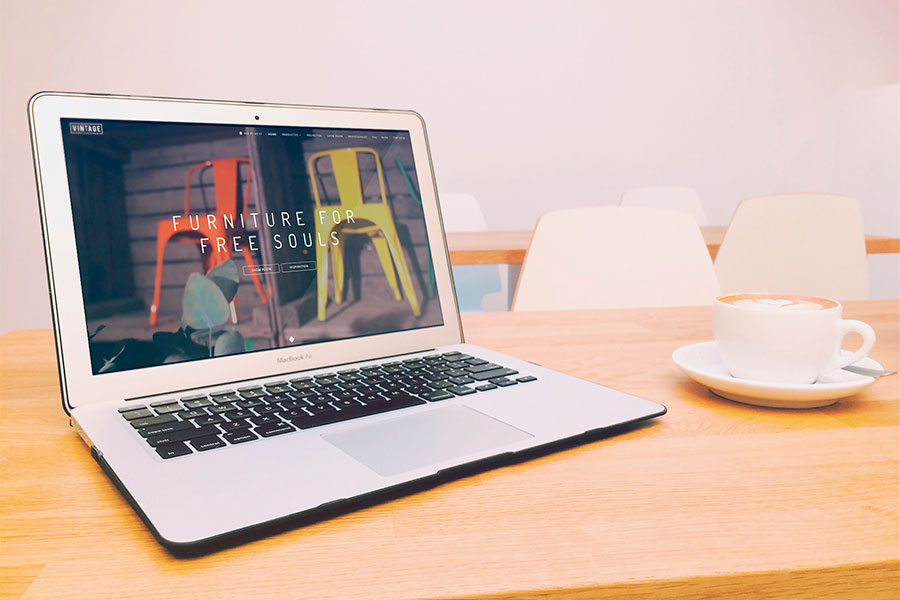 Nueva web de MisterWils. Pretende ser un referente del sector del interiorismo y del mobiliario en España. MisterWils, empresa especializada en interiorismo