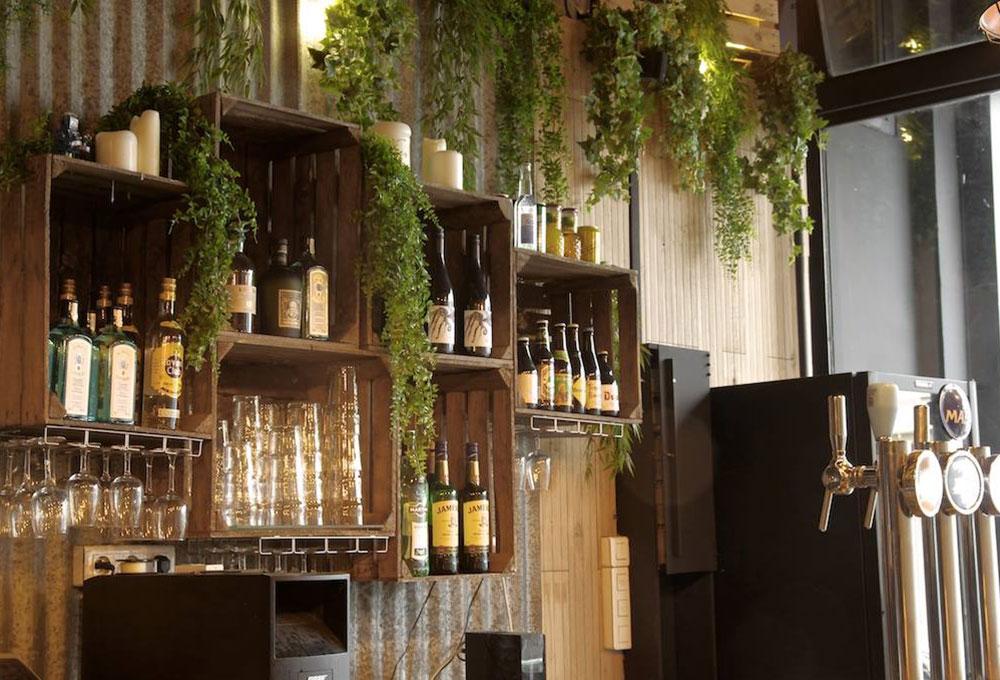 Sophomore un proyecto del interiorista Steve Baldini con mobiliario de MisterWils, más de 4000m2 de exposición y venta.