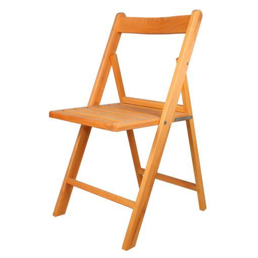 silla de madera plegable BELMONTE
