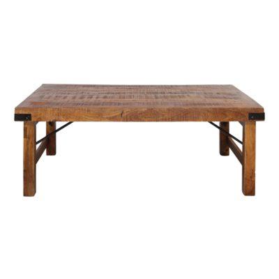 COFFEE Mesa de centro plegable de madera tropical. Encuéntrala en MisterWils. Más de 4000m² de exposición y almacén.