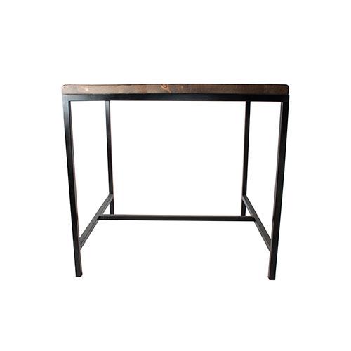 Cinco mesas de escritorio que invitan a trabajar e inspirarse. Mesa Rusty