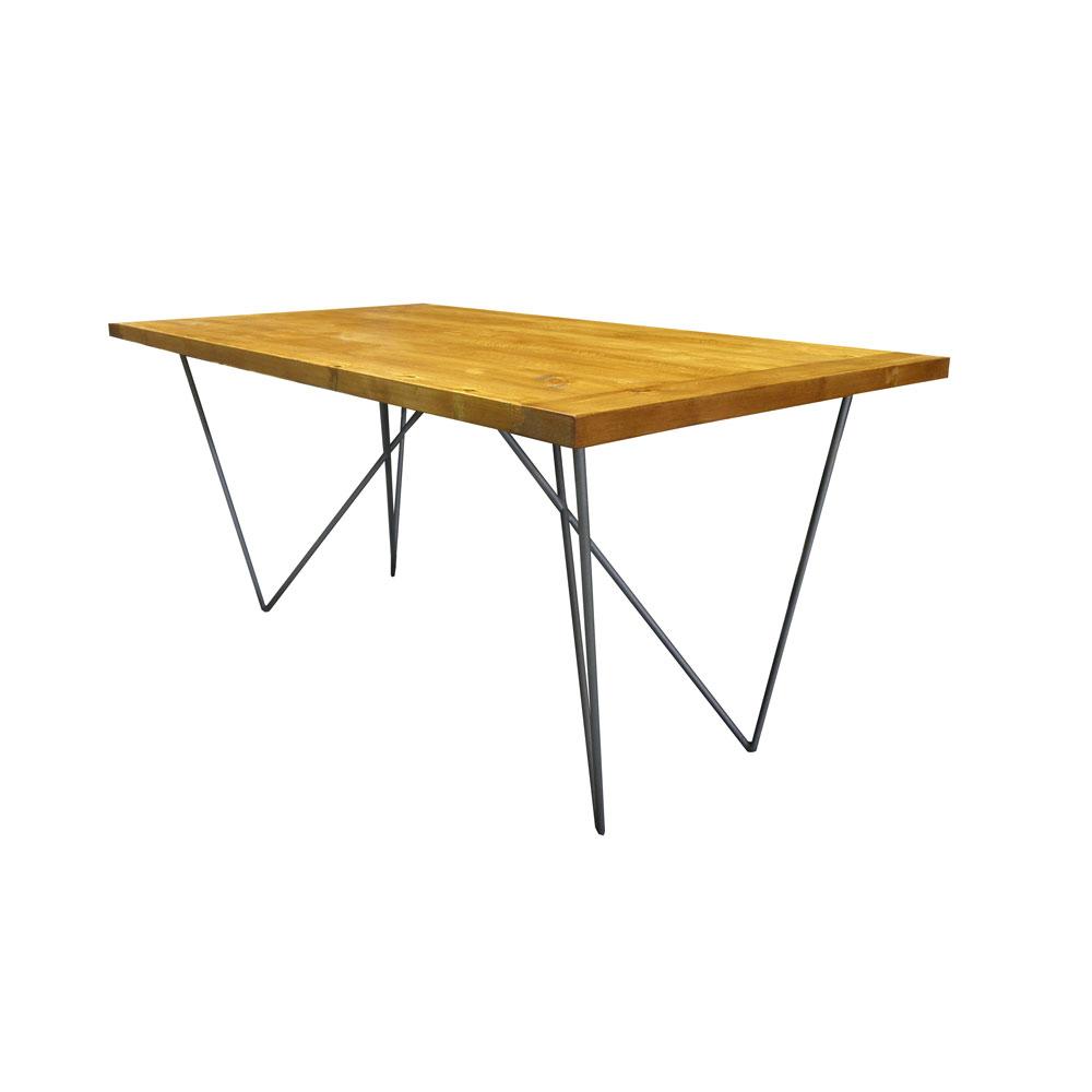 Diez mesas de comedor para todos los estilos. Mesa Tensión