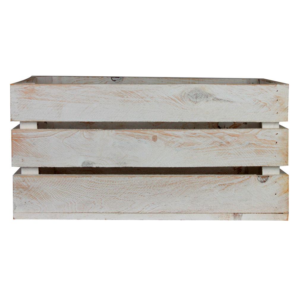 caja de madera GABY BLANCA