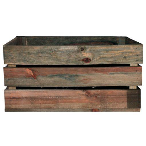 caja de madera GABY MARRÓN
