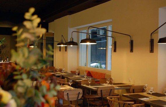 BodhiGreen restaurante vegetariano en el Centro de Alicante Otro proyecto más de Mister Wils, más de 4000m² de exposición y venta.