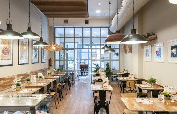 Café and Tapas Sevilla San Jacinto, nuevo proyecto de Cia del Trópico. Otro proyecto más de Mister Wils, más de 4000m² de exposición y venta.