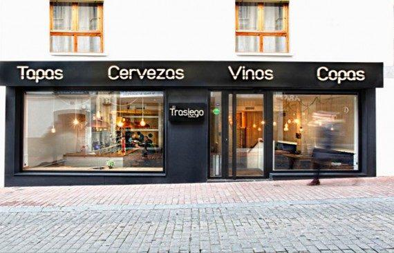 El Trasiego Tapas, diseño Vintage en el centro de Mérida. Otro proyecto más de Mister Wils, más de 4000m² de exposición y venta. Visítanos.