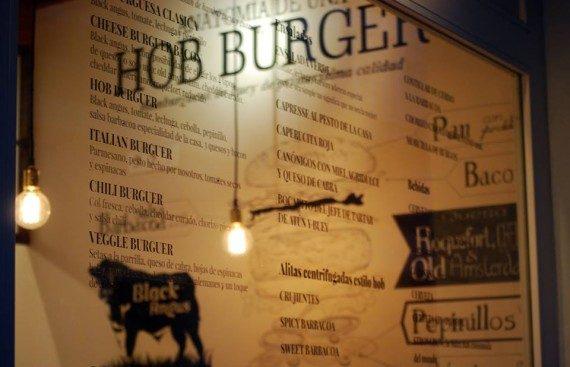 HOB House of Burger en calle Correduría 38 Sevilla. Otro proyecto más de Mister Wils, más de 4000m² de exposición y venta. Visítanos.