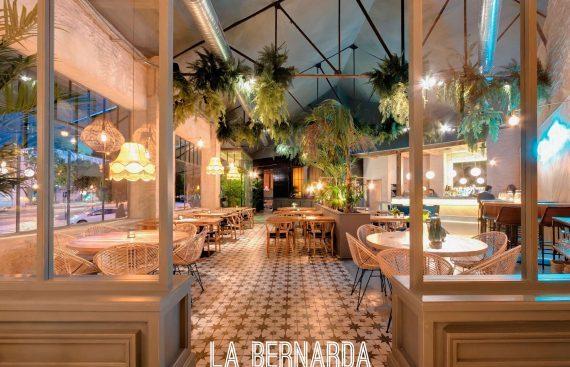 La Bernarda nuevo proyecto del interiorista Bruno Bermúdez. Otro proyecto más de Mister Wils, más de 4000m2 de exposición y venta.