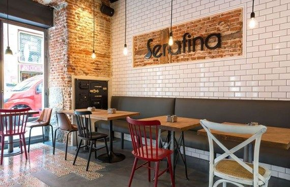 El Restaurante Serafina en Madrid cuenta con Mister Wils