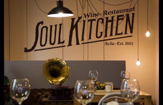Soul Kitchen una cocina creativa en el centro de Ávila. Otro proyecto más de Mister Wils, más de 4000m² de exposición y venta. Visita tienda online.