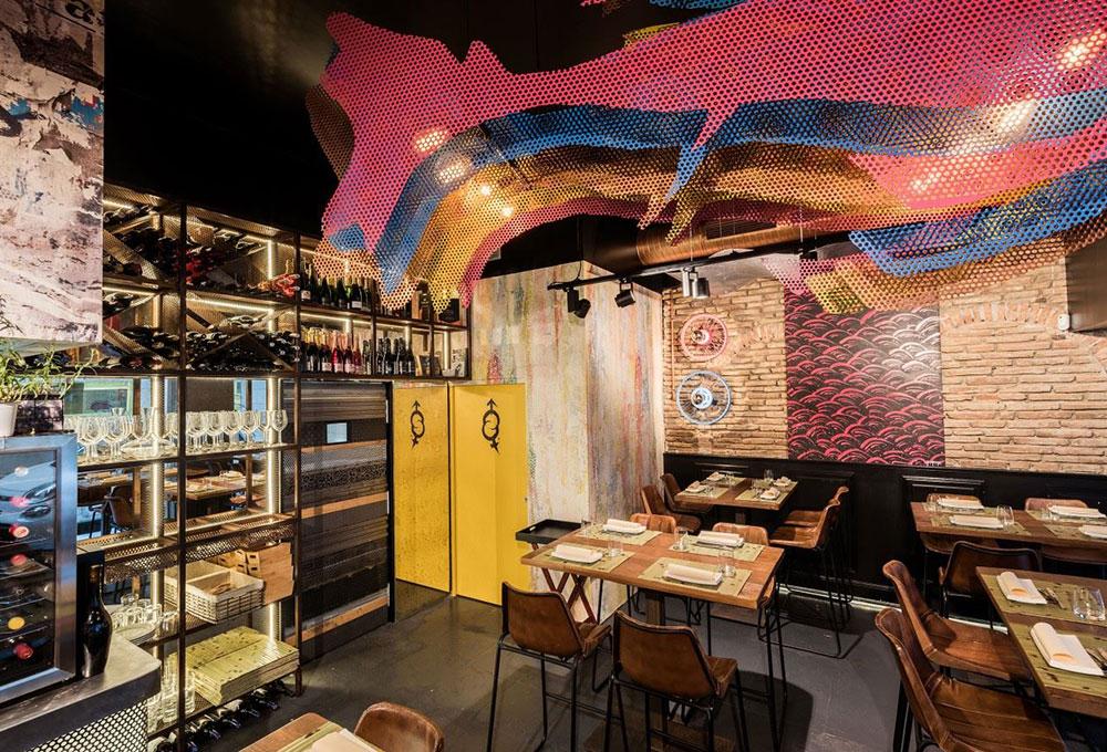 Restaurante La Antxoeta capitaneado por el Chef Pablo Caballero