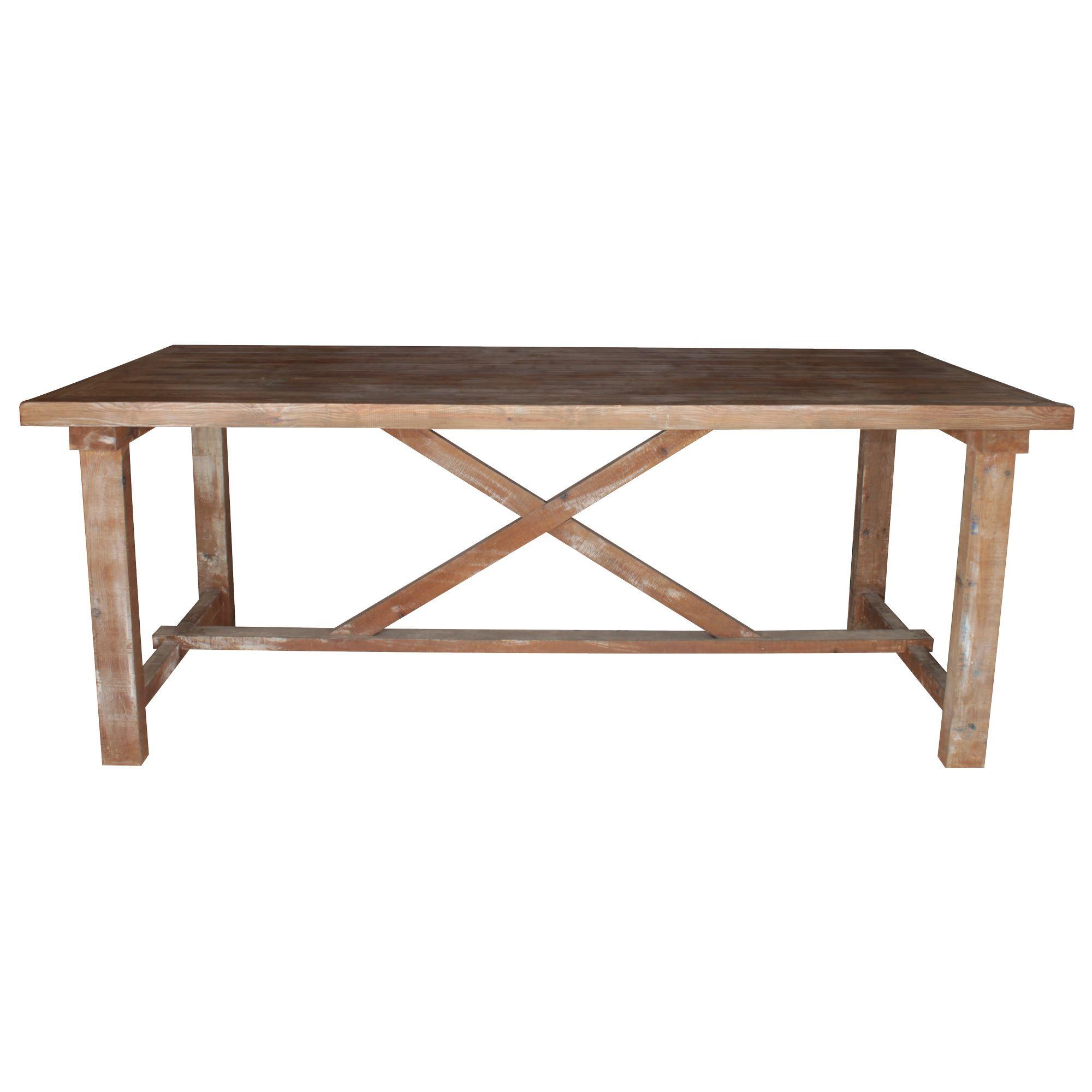 Diez mesas de comedor para todos los estilos. Mesa Martina