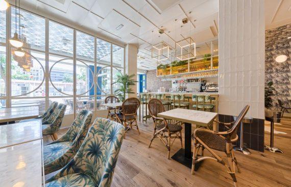 Sargo, el Arrecife de Madrid, nuevo Restaurante de la mano de Marta Banús. Otro proyecto más de Mister Wils, más de 4000m2 de exposición y venta.