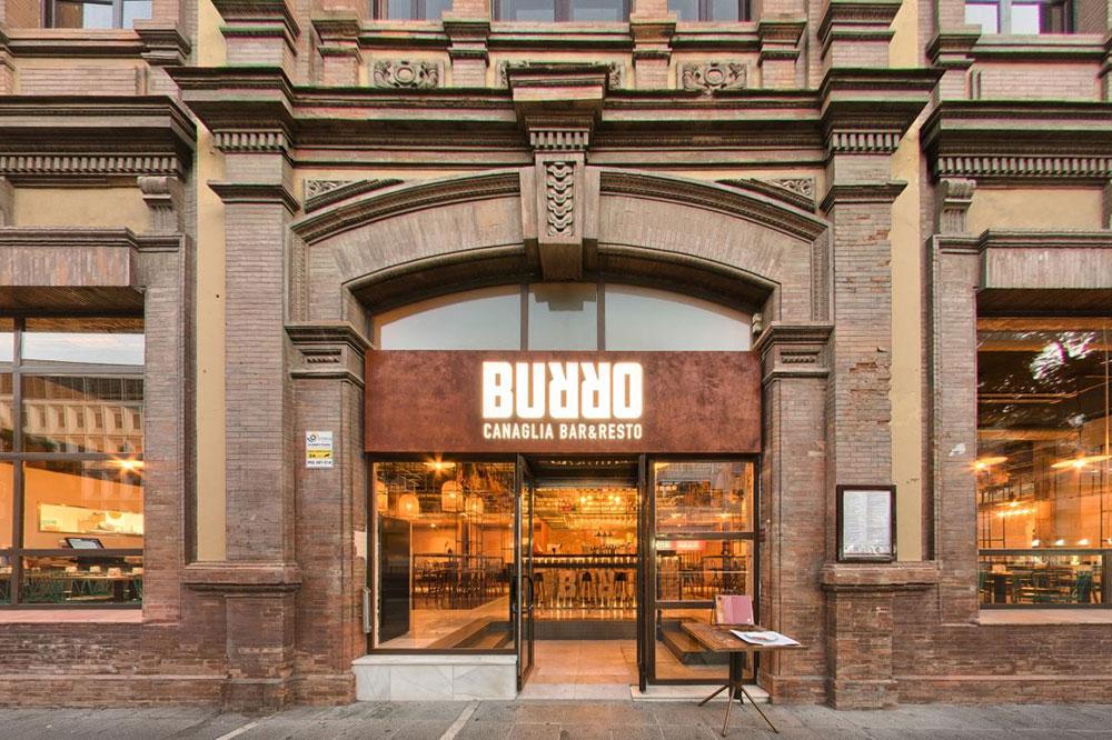 Burro Canaglia una apuesta culinaria italiana con Decoracion Industrial