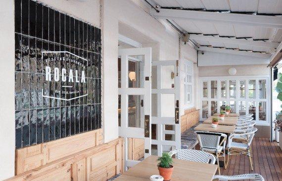 ROCALA nuevo restaurante del Grupo la Raza un proyecto de Persevera Producciones. Otro proyecto más de Mister Wils, más de 4000m2