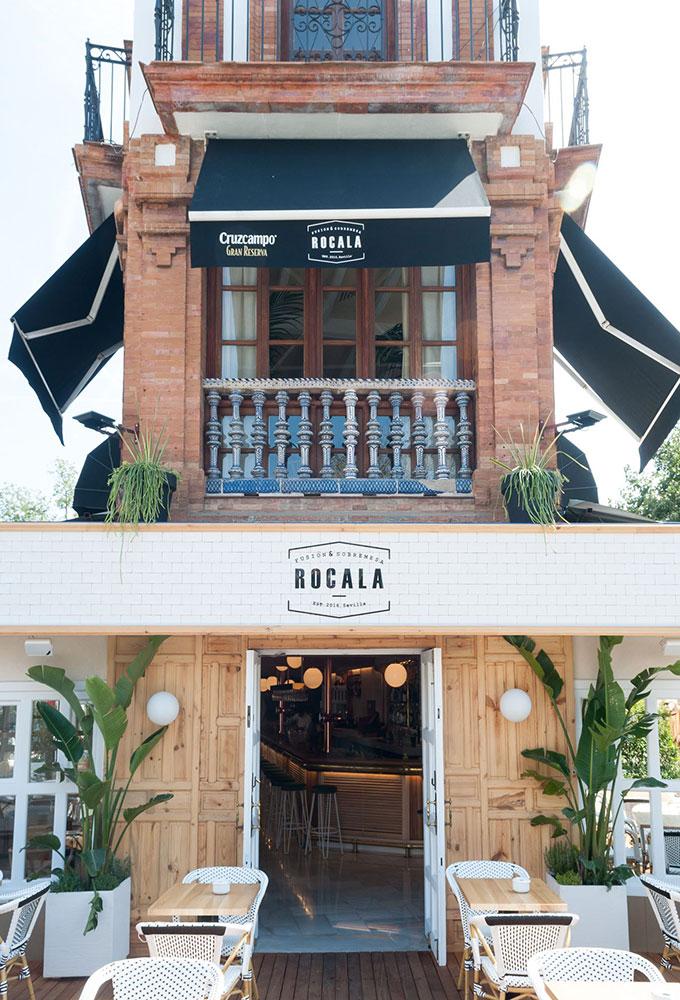 ROCALA nuevo restaurante del Grupo la Raza proyecto de Persevera Producciones