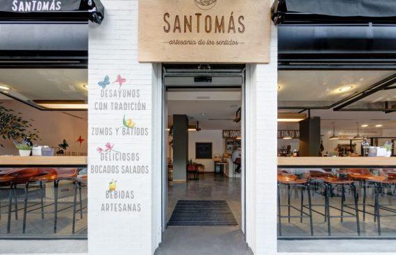Grupo Hermanos Martín abre San Tomás, un nuevo concepto de café urbano y panadería artesana. Otro proyecto más de Mister Wils, más de 4000m2