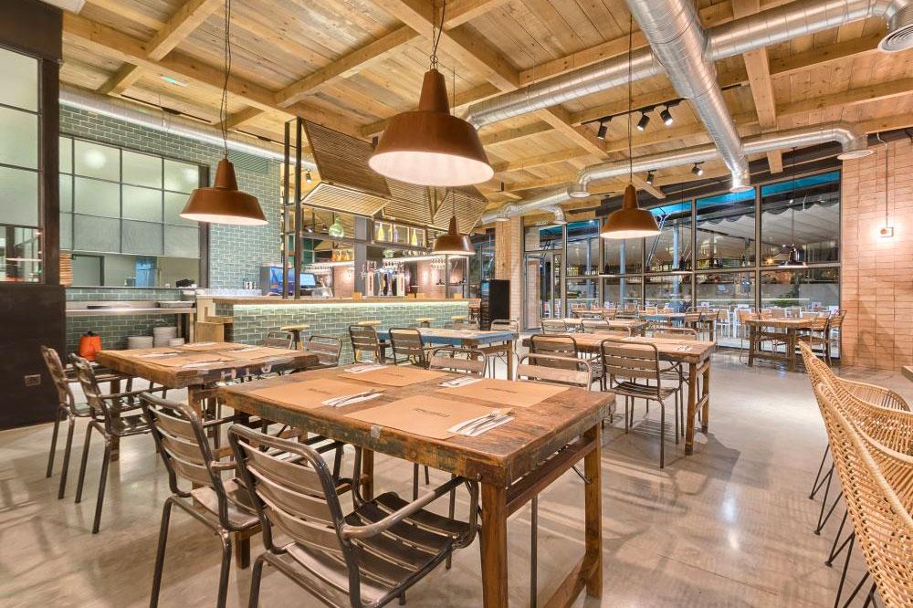 PEPA & GRILLO, nuevo restaurante en Gines