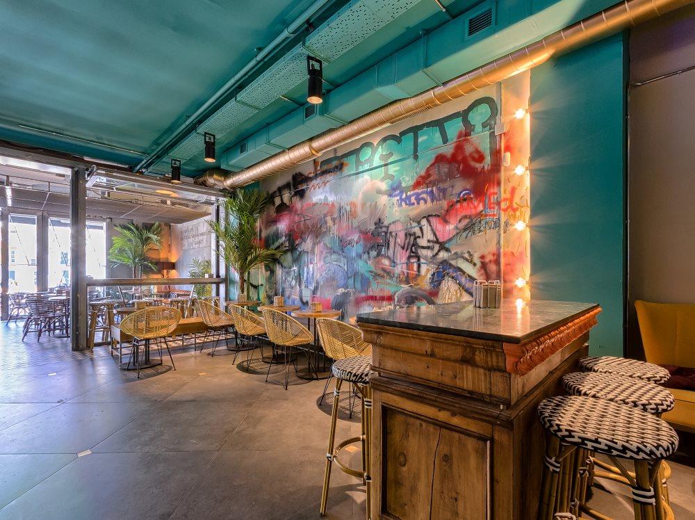 Gigante Bar cambia de imagen