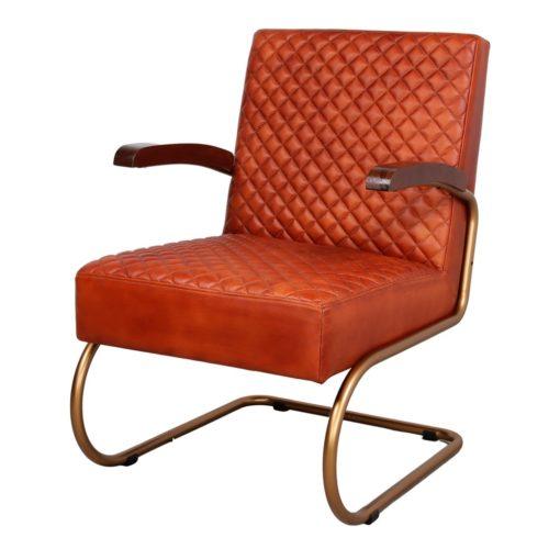 sillón de piel GALÁPAGOS 1