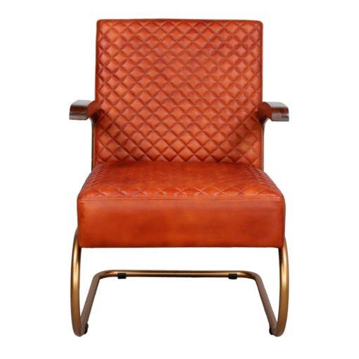 sillón de piel GALÁPAGOS 2