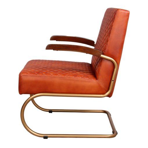 sillón de piel GALÁPAGOS 3