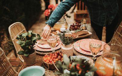 Cinco ideas muy Mister Wils para tus mesas de verano