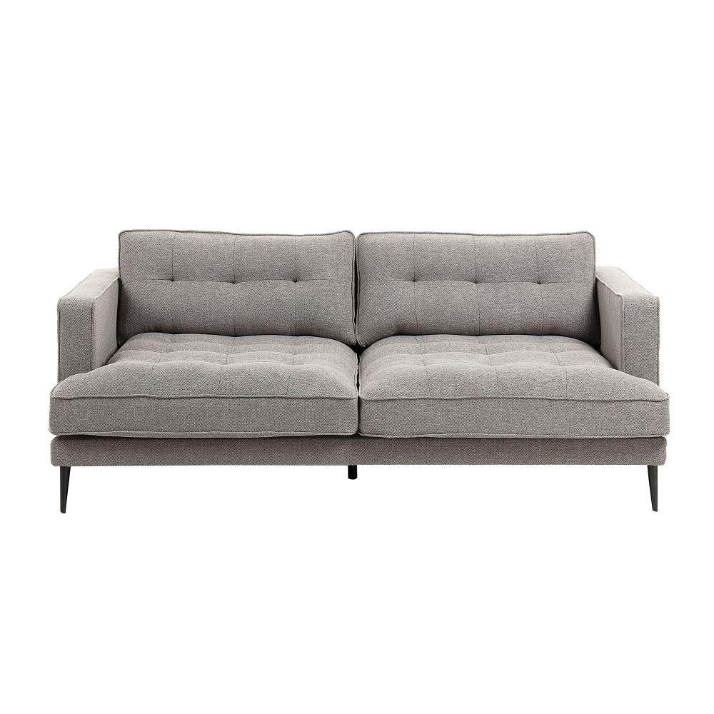 Vinny sof estilo n rdico contempor neo de 3 plazas - Sofa con estilo ...