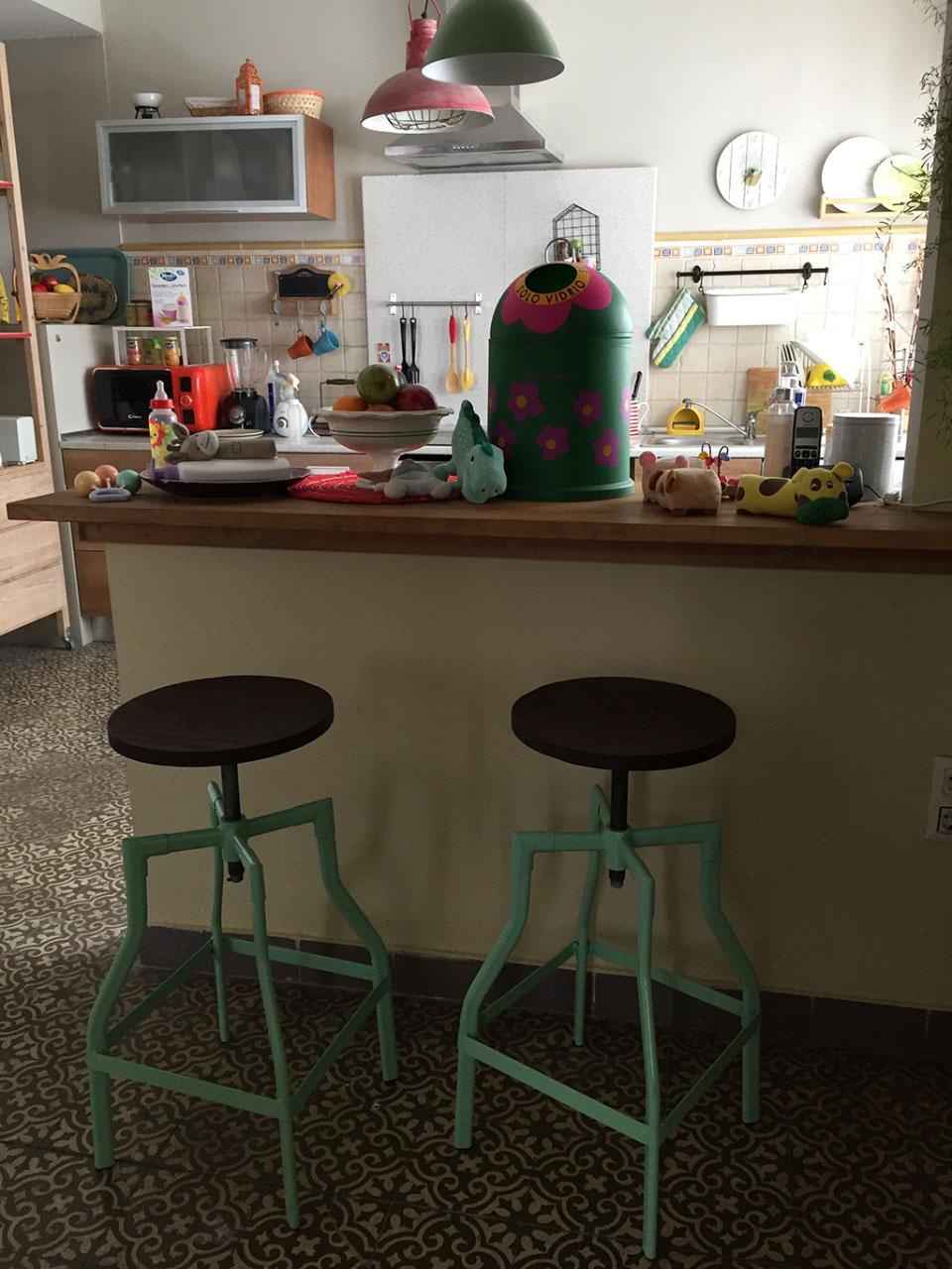 Los muebles de Mister Wils vuelven a estar presentes en Allí Abajo.Descubre en este post algunos de los muebles que has podido ver en la serie de Antena 3.