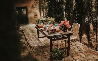 Mesa compartida o comunal, al estilo MisterWils