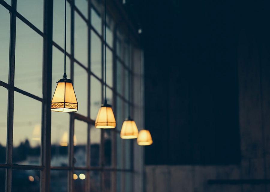 Lámparas en MisterWils