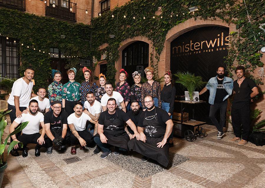 Tu Otra Cocina y MisterWils, una pareja bien avenida. El pasado mes de junio celebramos la fiesta del verano de MisterWils, presentando novedades...