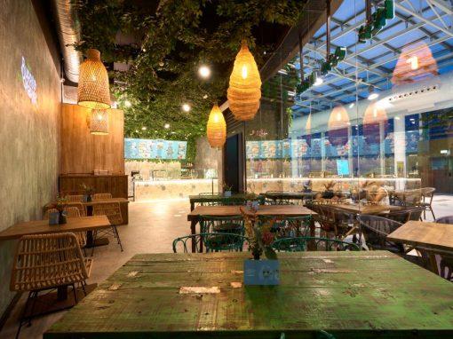 Burrito Market, nuevo concept gastronómico en CC Airesur