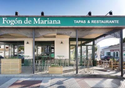 FOGÓN DE MARIANA, proyecto de CM4 en Chiclana de la Frontera