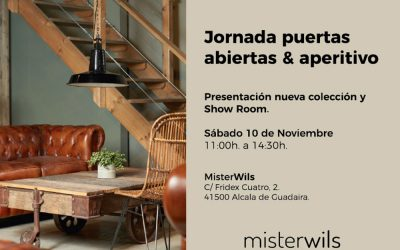 MisterWils celebra una jornada de puertas abiertas con venta especial
