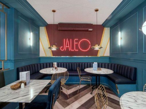 JALEO, el restaurante madrileño de los Austrias