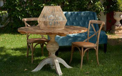 Cinco mesas auxiliares de MisterWils perfectas para tus interiores